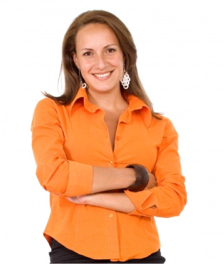 online marketing woman