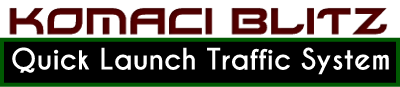 quick launch traffic system