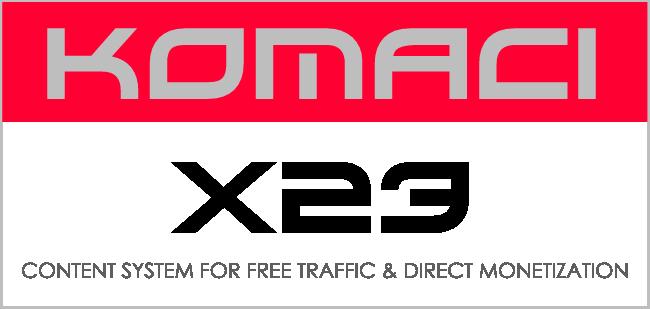 komaci-x23