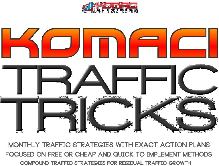 KOMACI Traffic Tricks Program
